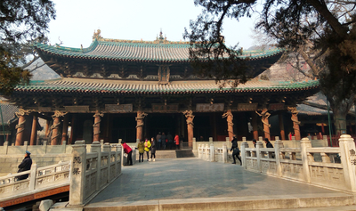 Jinci Temple and Shanxi Museum Day Tour from Taiyuan
