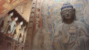 Yungang Grottoes and Hanging Temple Tour from Datong