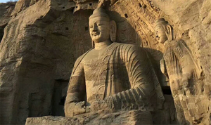 Private Taxi to Yungang Grottoes and Hanging Temple from Datong