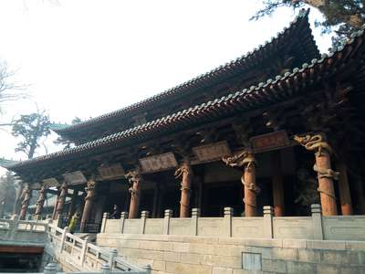 Taxi to Jinci Temple+Twin Pagoda+Shanxi Museum in Taiyuan