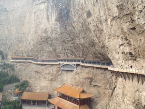 Skip Bus Waiting Private Mianshan Day Tour from Taiyuan