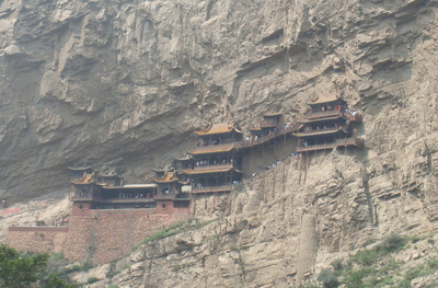 Private Day Trip to Yungang Grottoes & Hanging Monastery from Taiyuan
